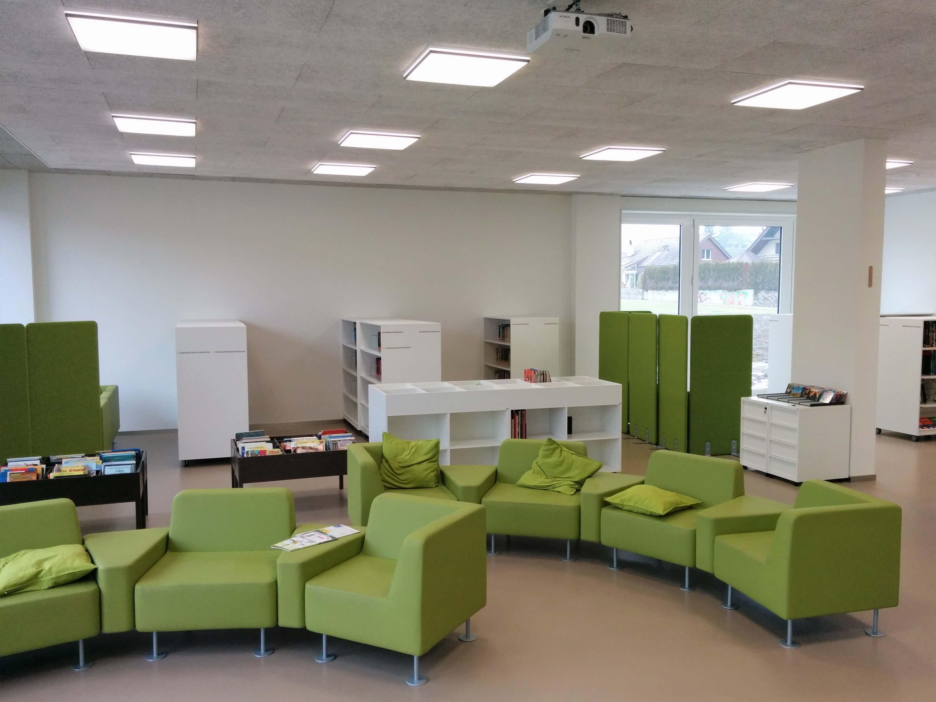 Referenz Regensdorf Schule