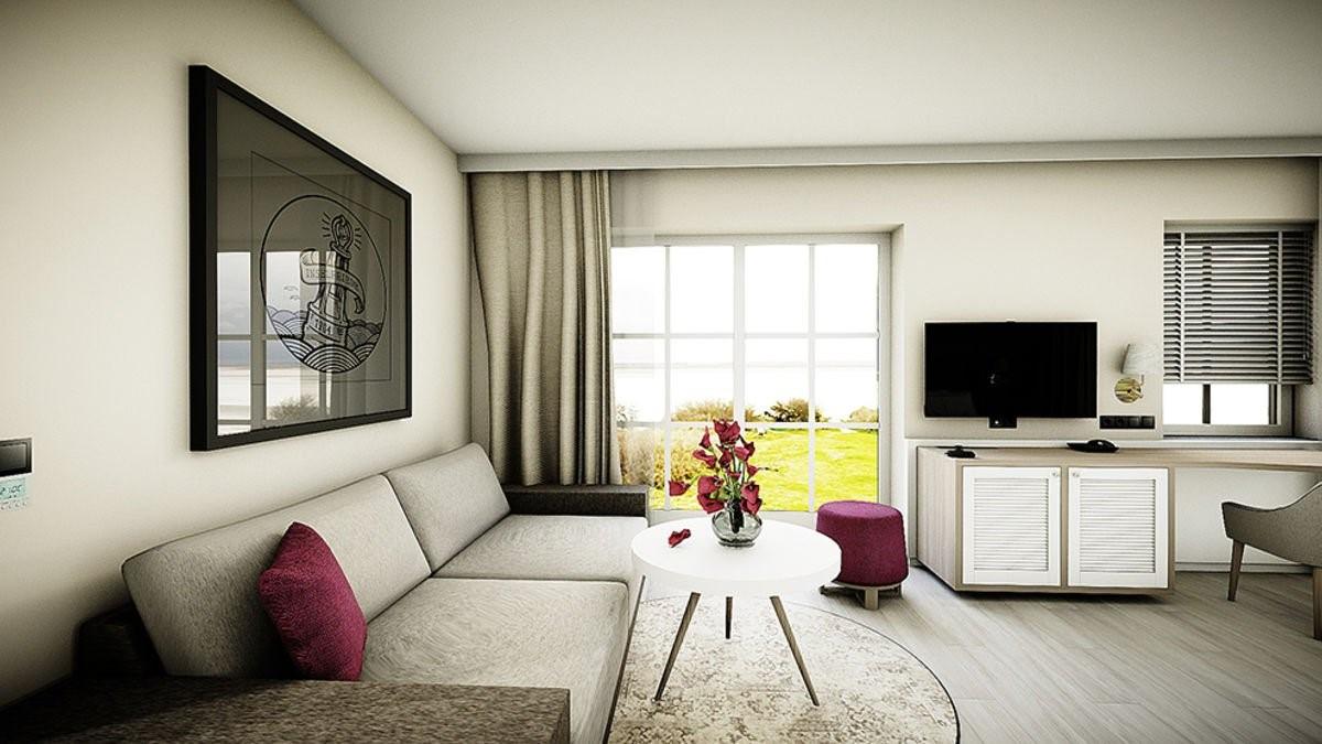inForm Einrichtung Hotel Inselfriede Spiekeroog