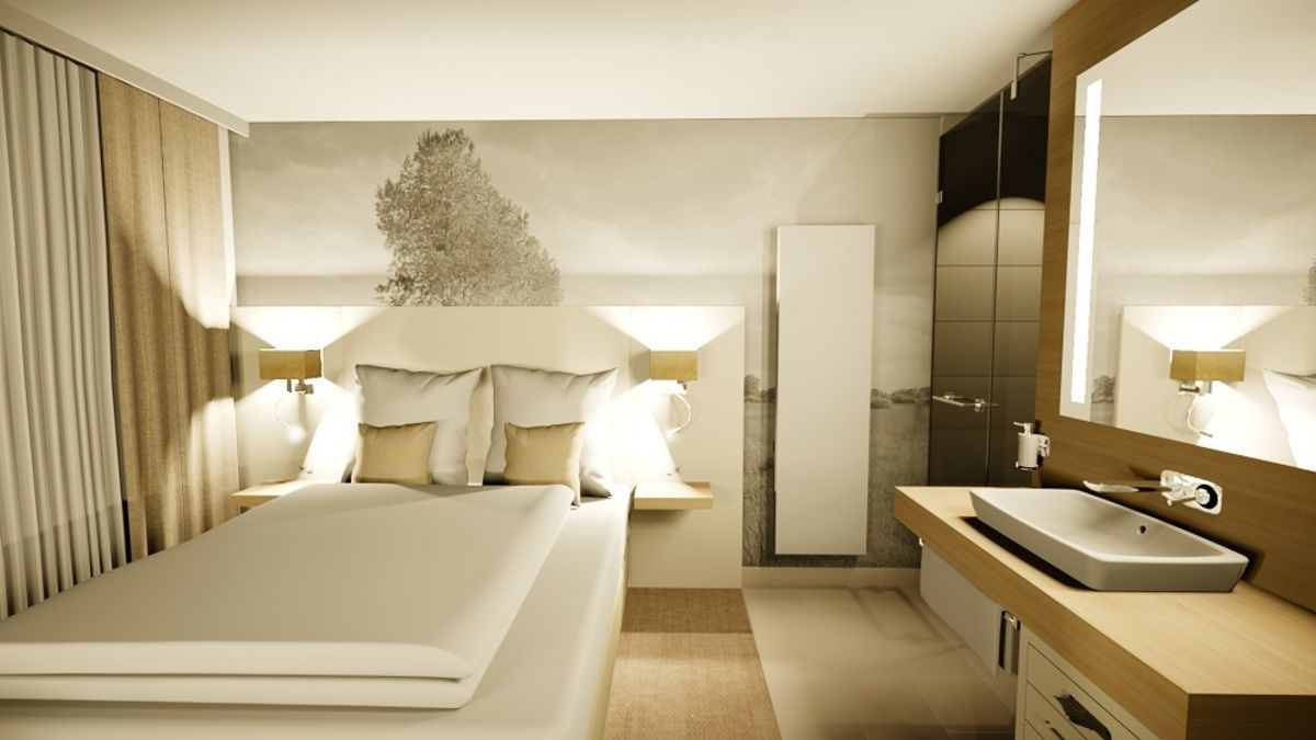 inForm Einrichtung Hotel Krueger Grafhorst