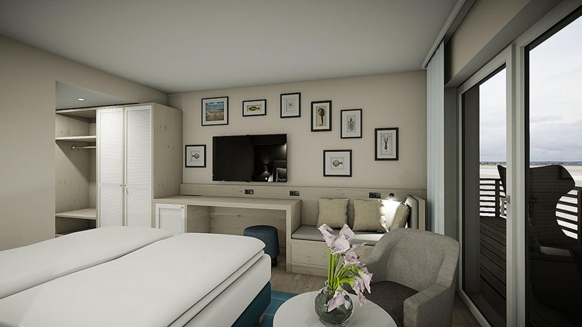 inForm Einrichtung Hotel Strandkind Neustadt