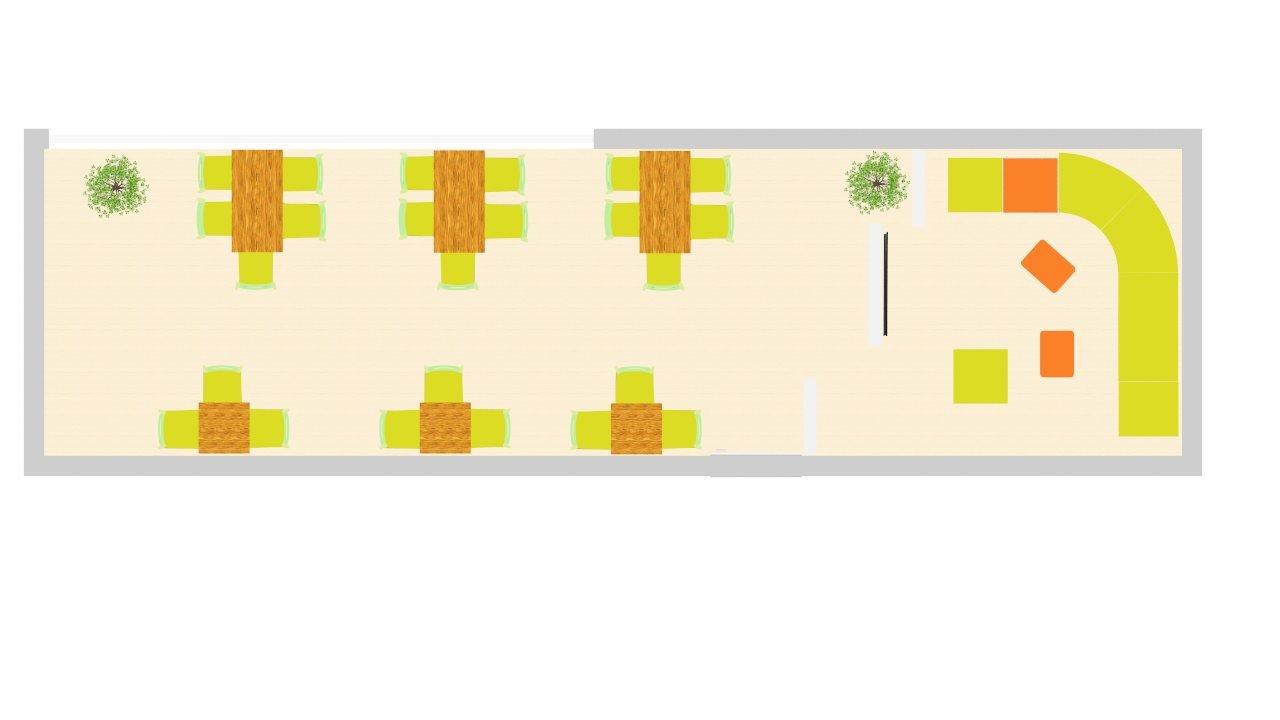 Plan Cafeteria und Lounche V.3.1 Grundriss jpg